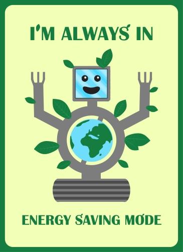 EnergySavingRobot