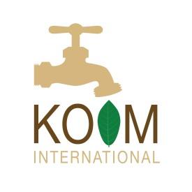 Koom International Logo Design By Smartz Graphics