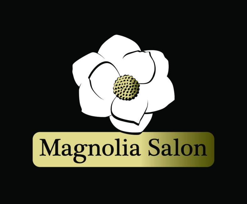 Mangolia Salon Logo