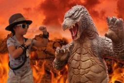 GodzillaFight