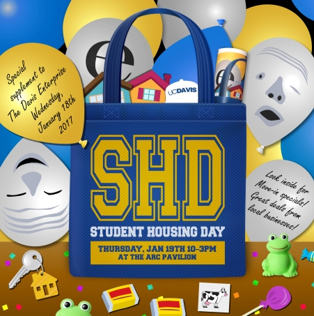 Student Housing Day Cover 2017