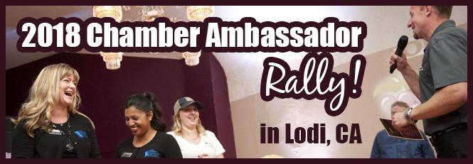 Chamber Ambassador Strip
